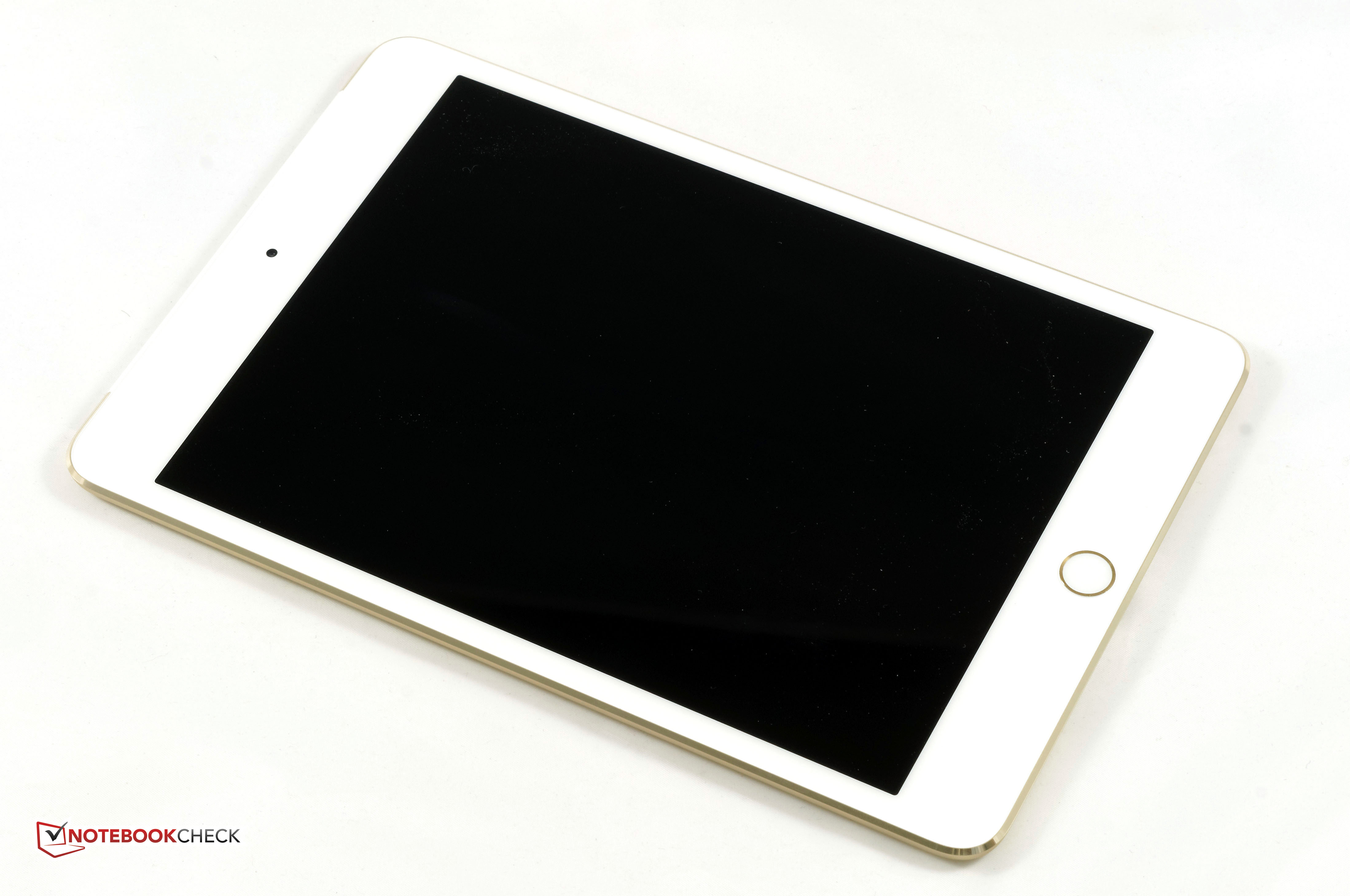 Kort testrapport Apple iPad Mini 4 Tablet