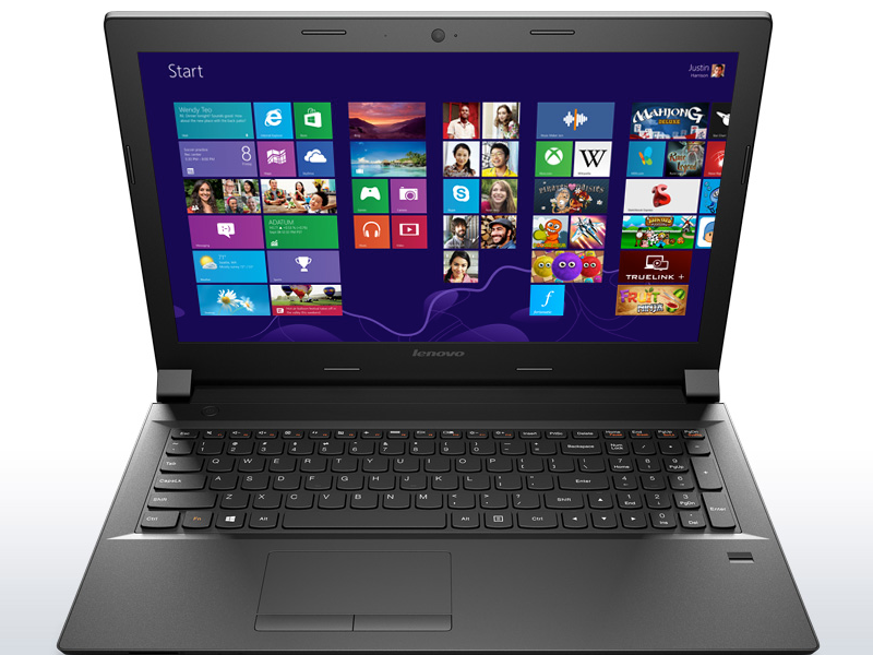 Kort Testrapport Lenovo B50-30 Notebook