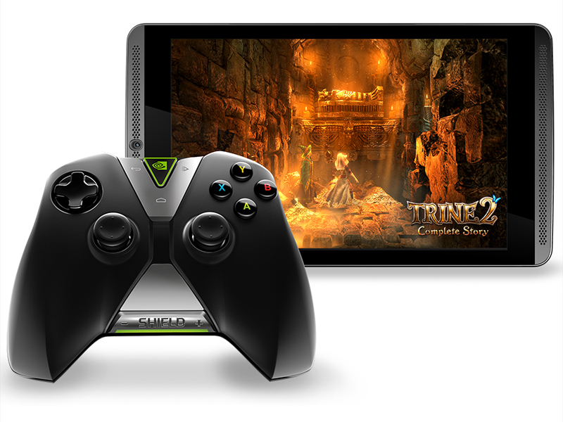 Kort testrapport Nvidia Shield Tablet with Tegra K1