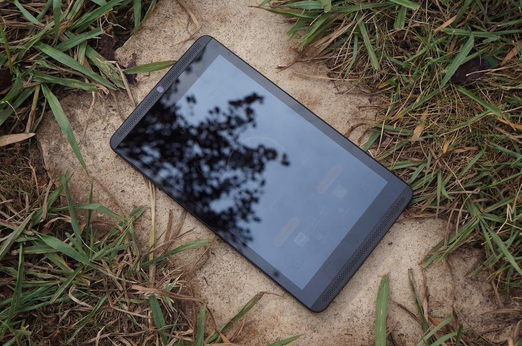 Kort testrapport Nvidia Shield Tablet LTE Update