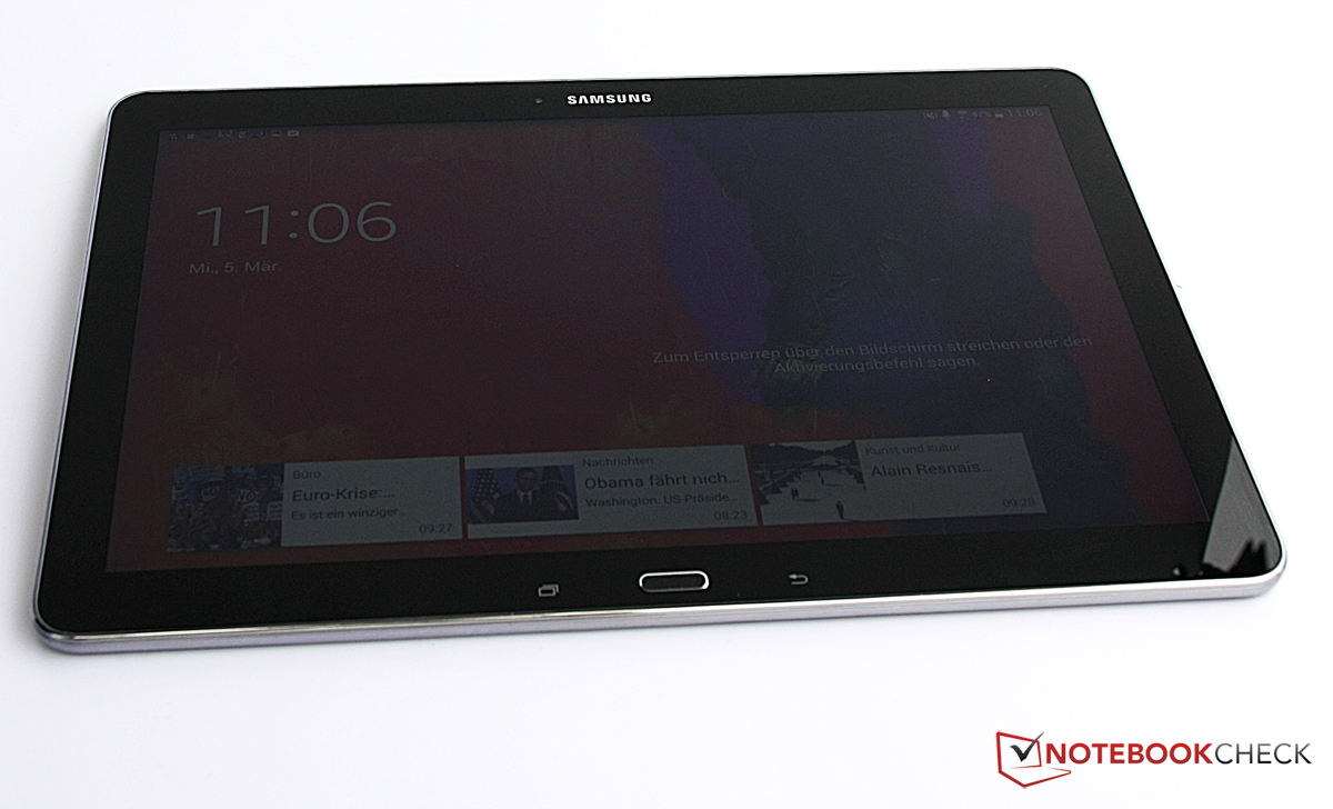 kort testrapport samsung galaxy note pro 12 2 tablet. Black Bedroom Furniture Sets. Home Design Ideas
