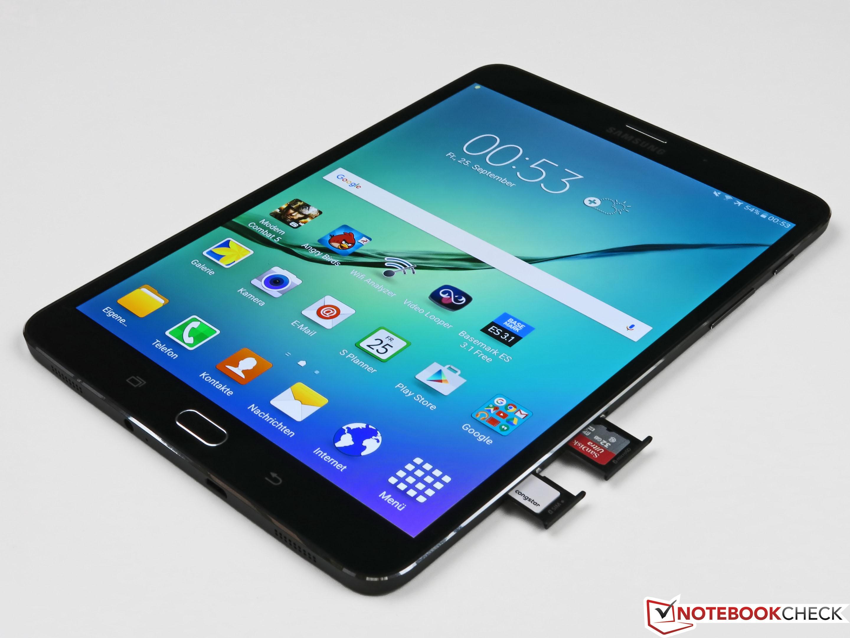 kort testrapport samsung galaxy tab s2 8 0 lte tablet. Black Bedroom Furniture Sets. Home Design Ideas
