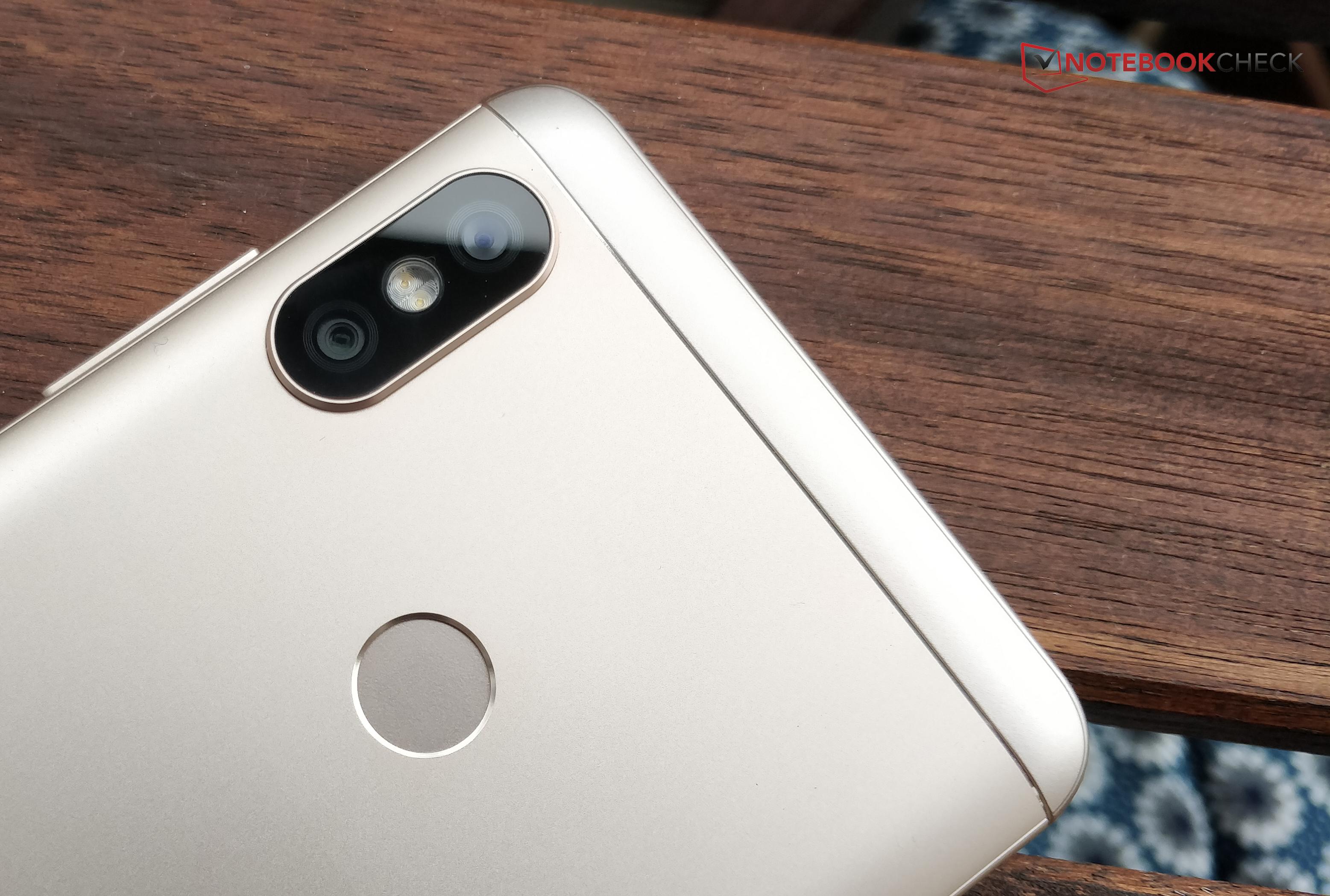 Kort testrapport Xiaomi Redmi Note 5 Smartphone - Notebookcheck.nl