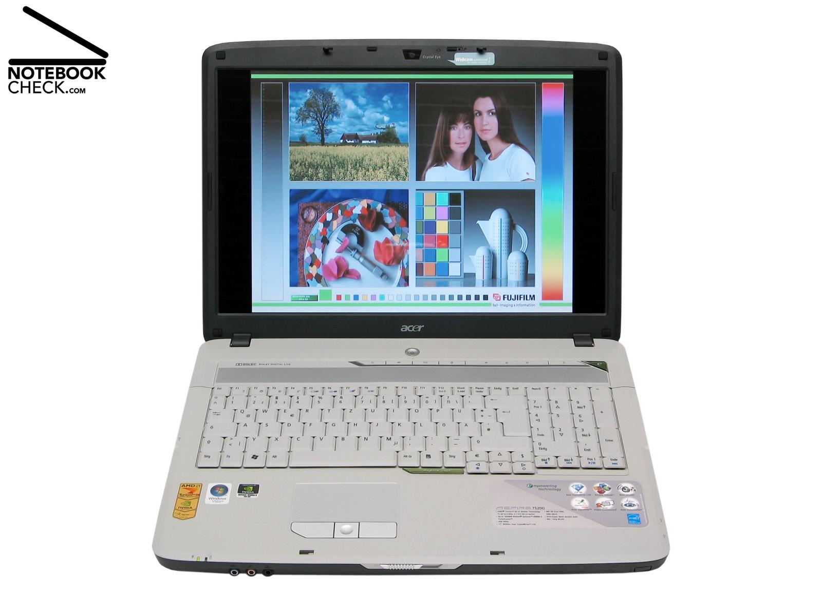 Testrapport Acer Aspire 7520G 602G40 Notebook