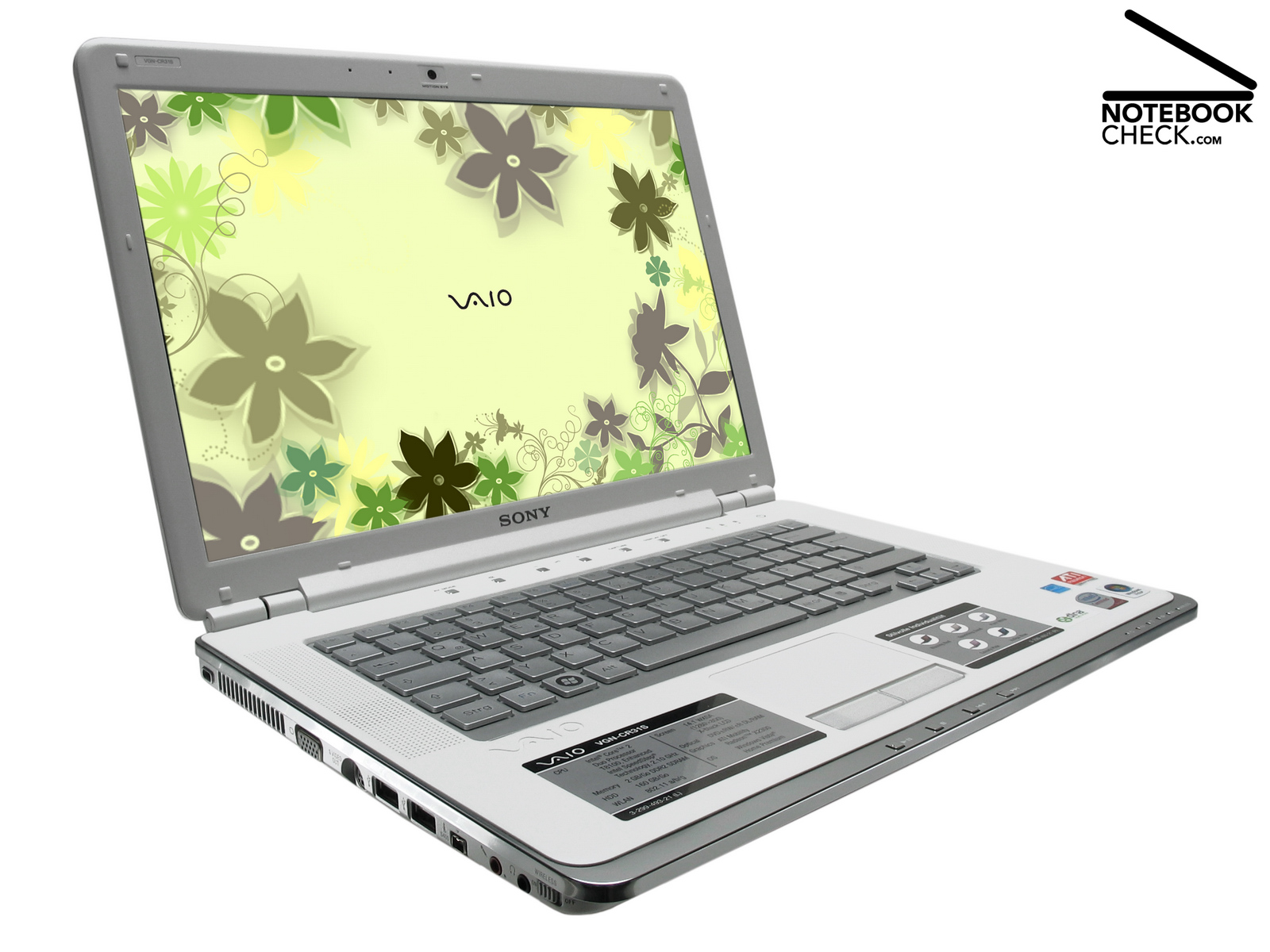DOWNLOAD DRIVER: SONY VAIO VGN-CR31S