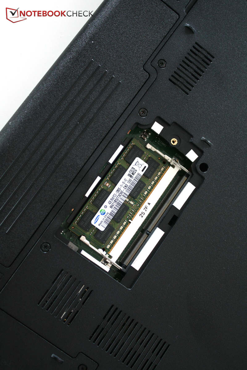 Testrapport Fujitsu Lifebook N532 0M3501DE Notebook