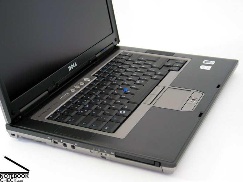 Testrapport Dell Latitude D830 Notebook Notebookcheck Nl