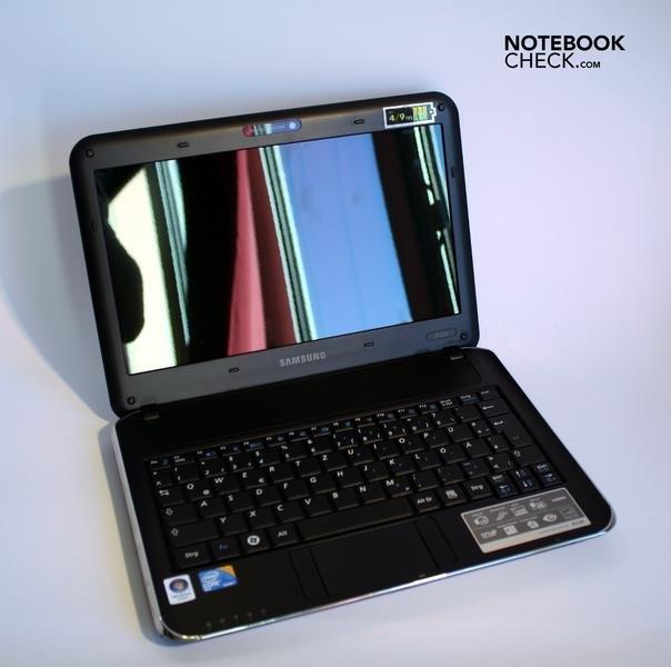 Testrapport samsung x120 subnotebook - Kleine lay outs het oppervlak ...