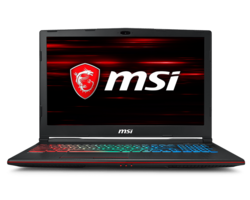 Getest: MSI GP63 Leopard. Testmodel geleverd door Xotic PC