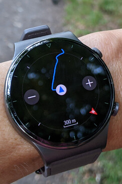 Huawei Watch GT 2 Pro Backtracking