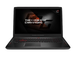In review: Asus ROG Strix GL702ZC, Test model provided by Asus Germany.