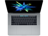 Kort testrapport Apple MacBook Pro 15 (Late 2016, 2.7 GHz, 455) Notebook