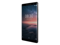 Review: Nokia 8 Sirocco. Test unit provided by notebooksbilliger.de