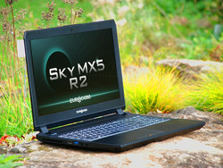 In review: Eurocom Sky MX5 R3 (Clevo P650HS-G). Test model provided by Eurocom