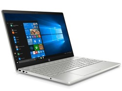 Getest: de HP Pavilion 15-cs0003ng laptop. Testtoestel voorzien door HP Germany.
