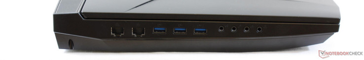 Links: 2x Gigabit RJ-45, 3x USB 3.0, 4x audio