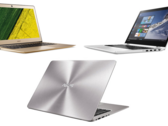 Face-off: Asus Zenbook UX3410UA vs. Acer Swift 3 vs. Lenovo Yoga 510-14IKB