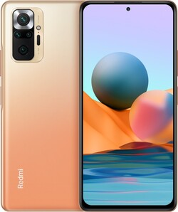 Redmi Note 10 Pro in Gradient Bronze