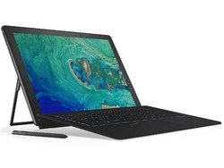 Getest: Acer Switch 7 Black Edition. Testmodel geleverd door notebooksbilliger.de