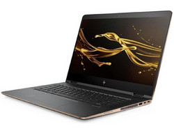 Multimedia convertible: HP Spectre x360 15-bl002xx