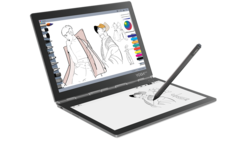 The Lenovo Yoga Book C930, test unit provided by Notebooksbilliger.de