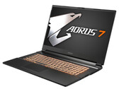 Kort testrapport Aorus 7 KB: Veelzijdige gaming-laptop met upgrade-opties