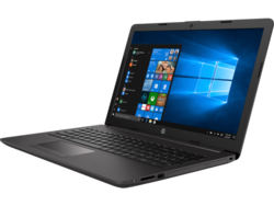 De HP 250 G7 laptop. Testmodel geleverd door notebooksbilliger.de.