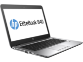 Kort testrapport HP EliteBook 840 G4 (7200U, Full HD) Laptop