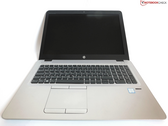 Kort testrapport HP EliteBook 850 G4 (Core i5, Full HD) Laptop