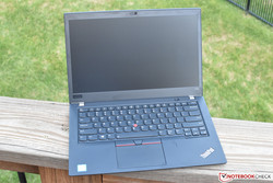 Getest: Lenovo ThinkPad T480s