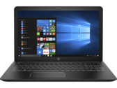 Kort testrapport HP Pavilion Power 15t-cb2000 (i7-7700HQ, Radeon RX 550) Laptop