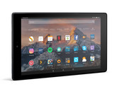 Kort testrapport Amazon Fire HD 10 (2017) Tablet