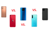 Cameratest: Googel Pixel 4a vs. Poco X3 vs. Apple iPhone SE vs. OnePlus Nord vs. Motorola Moto G9 Plus