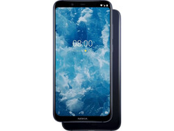 The Nokia 8.1 smartphone review. Test device courtesy of notebooksbilliger.de.