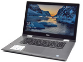 Kort testrapport Dell Inspiron 15 5579 (i5-8250U, SSD, IPS, Touch) Convertible