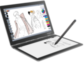 Kort testrapport Lenovo Yoga Book C930 (i5-7Y54, LTE, E-Ink) Convertible