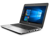 Kort testrapport HP EliteBook 820 G4 (7500U, Full-HD) Notebook