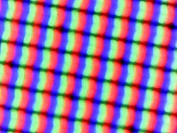 Subpixel matrix