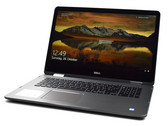 "Kort testrapport Dell Inspiron 17 7773 (i7-8550U, 16 GB, 17"" Touch) Convertible"