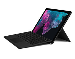 Microsoft Surface Pro 6 nog steeds zonder USB Type-C