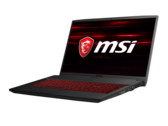 Kort testrapport MSI GF75 Thin 10SCXR Laptop: 10e Generatie Core i5 Comet Lake-H Debut