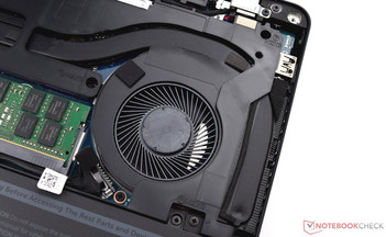 The cooling unit is made of a heatpipe and small fan