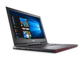 Kort testrapport Dell Inspiron 15 7000 7567 Gaming Notebook