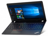 Kort testrapport Lenovo ThinkPad E570 (Core i5, GTX 950M) Notebook
