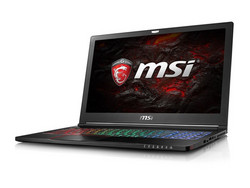 De MSI GS63VR 7RG-005, gelever door notebooksbilliger.de