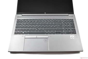 HP ZBook Firefly 15 - Invoerapparaten