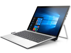 HP Elite x2 1013 G3 (2TT14EA). Testtoestel voorzien door HP Germany.