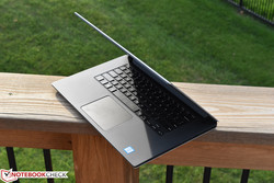 Getest: Dell Precision 5520 UHD. Testmodel geleverd door Dell US