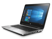 Kort testrapport HP ProBook 640 G3 (7200U, Full HD) Business Notebook