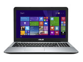 Kort testrapport Asus X555LD-XX283H Notebook